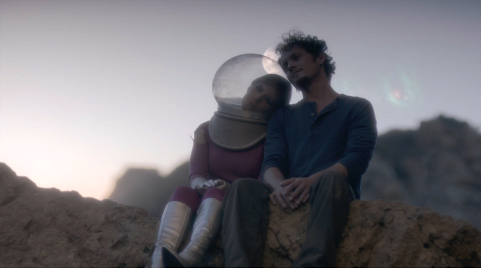 Broken Bells releases sci-fi short film featuring 'Star ...  |Broken Bells After The Disco Kate Mara