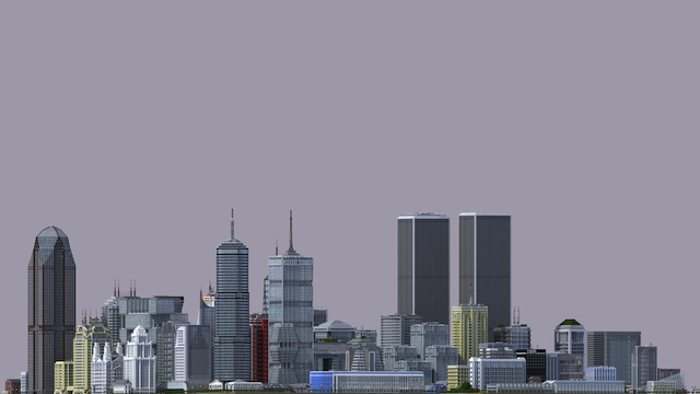 how to build a city in minecraft pc