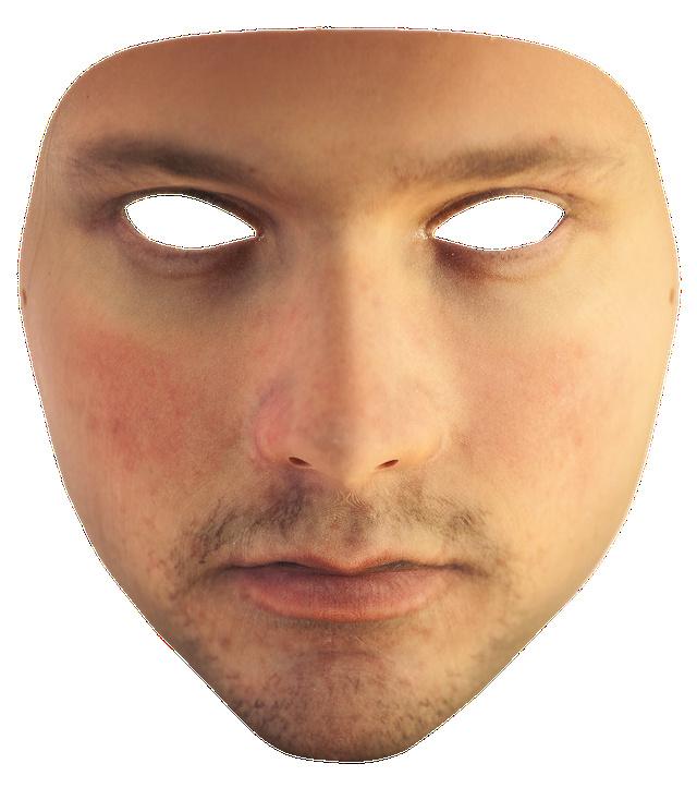 jello face mask