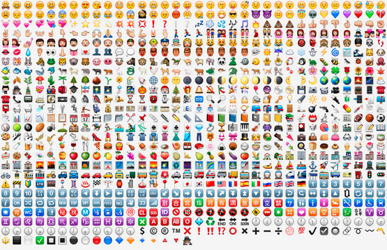 Best of 2013] The Year In Emojis