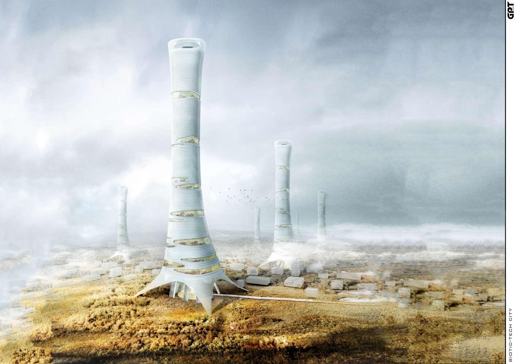Future Skyscraper Designs images