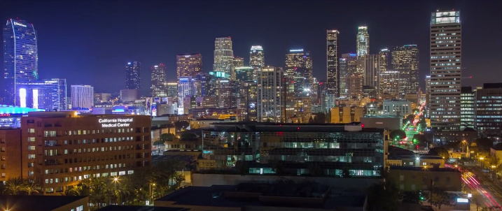 Pictures Of La charted a side of LA that