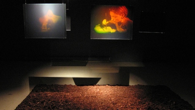 D Hologram Exhibition : New hologram center opens in york the creators project